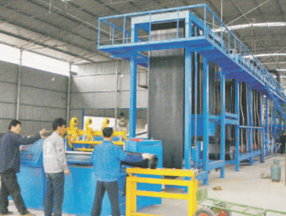 防水卷材生产车间