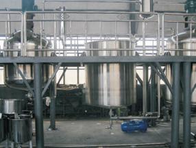 防水涂料生产设备