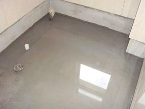 卫生间防水施工案例